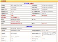 【惠州土拍】碧桂园4.8亿拿仲恺城市更新地 楼面价1546元/㎡