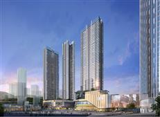 【新盘发现】枢纽上盖,大型城市综合体——赤湾地铁综合体项目