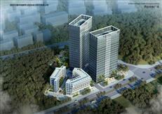 【新盘发现】三面公园环绕,布吉小型综合体在建——百合创智广场