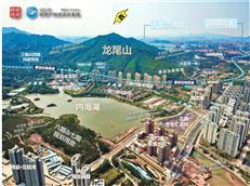 【惠州新盘发现】澳头滨海大盘合生滨海城在建五期——合生汇花园