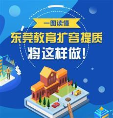 东莞将新建改扩建227所公办中小学!增34万个学位!