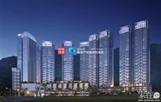 蛇口半山住宅 新世界临海揽山建面约107-120㎡户型分析