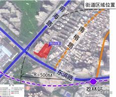 南山绝版小地块实施主体公示,京基地产主导开发!
