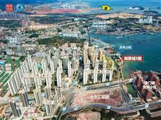 【惠州老盘推新】澳头临海成熟老盘海景城在建3期预计今年入市-咚咚地产头条