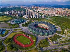 体育也有产业 潜力十足的深圳体育
