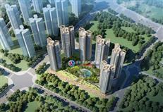 龙岗颐翠名庭5月17开展示中心,将推62-127平层复式住宅