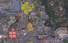 新万怡观澜放马埔旧村,回迁指标精装交房,4号线松元厦站700米-咚咚地产头条
