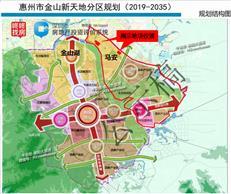 【惠州土拍】46.8亿!华润/佳兆业斩获金山新城两地