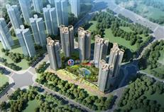 3号线四期获批带动东部发展 毗邻九年制学校的颐翠名庭