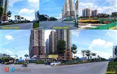 【惠州新盘发现】惠阳白云新城临深独栋商住楼云鼎公馆在建
