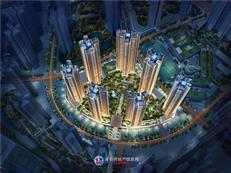 璞誉府:壹成正中心,建面约114-143㎡住宅在售