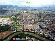 【惠州新盘发现】惠阳秋长临深地铁盘牧云左岸公馆在建
