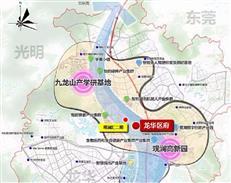 时隔四年,龙华行政中心地铁综合体再推新:观澜汇二期