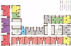 鸿荣源天俊:北站核心商业组团地标,在售建面约38-96㎡精装公寓