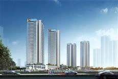 14号线周边新兴住区 中海阳光橡树园建面约74-111㎡户型