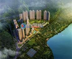 低密度生态社区 天峦湖推建面约170-260㎡现楼别墅