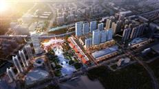 【一刀楼评】龙中大体量综合体—万科珑城原点广场-咚咚地产头条