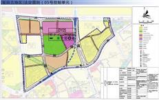 建面133万平+54班九年制学校!坂田北区05单元规划公示