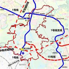 黄江战略定位提升! 黄江南站成3轨综合枢纽,TOD整体开发加速!