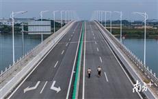 连接穗莞惠的红海大桥投资过亿,验收3年不通车