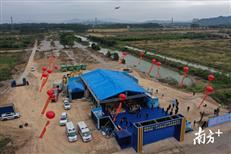 惠州8大重点项目动工!总投资160亿 预计年产值超330亿