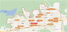 中粮金帝项目与梅林M16地块(草案)公示 梅林片区产城融合升级