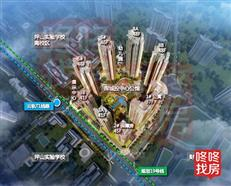 坪山中央区新盘备案总价78万起 深城投中央第宅25-45㎡公寓將推