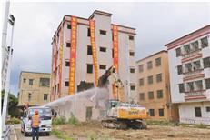 历经7年时间,坪山首个居民区整村统筹项目开拆!