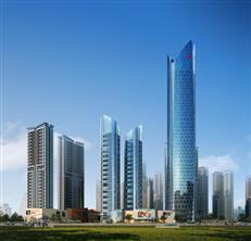深圳古老村庄之一 丨南山旧村改造规划草案:13栋65F住宅楼