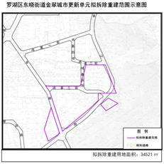 2020年罗湖区首批更新计划公告:天健操盘金翠项目