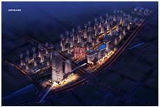 """龙岗平湖河包围片区更新项目""""上平台"""",总建面45万㎡!"""