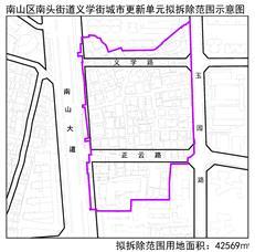 """南山区最新更新计划草案公示:占地8982㎡,前海""""小地块""""拟立项"""